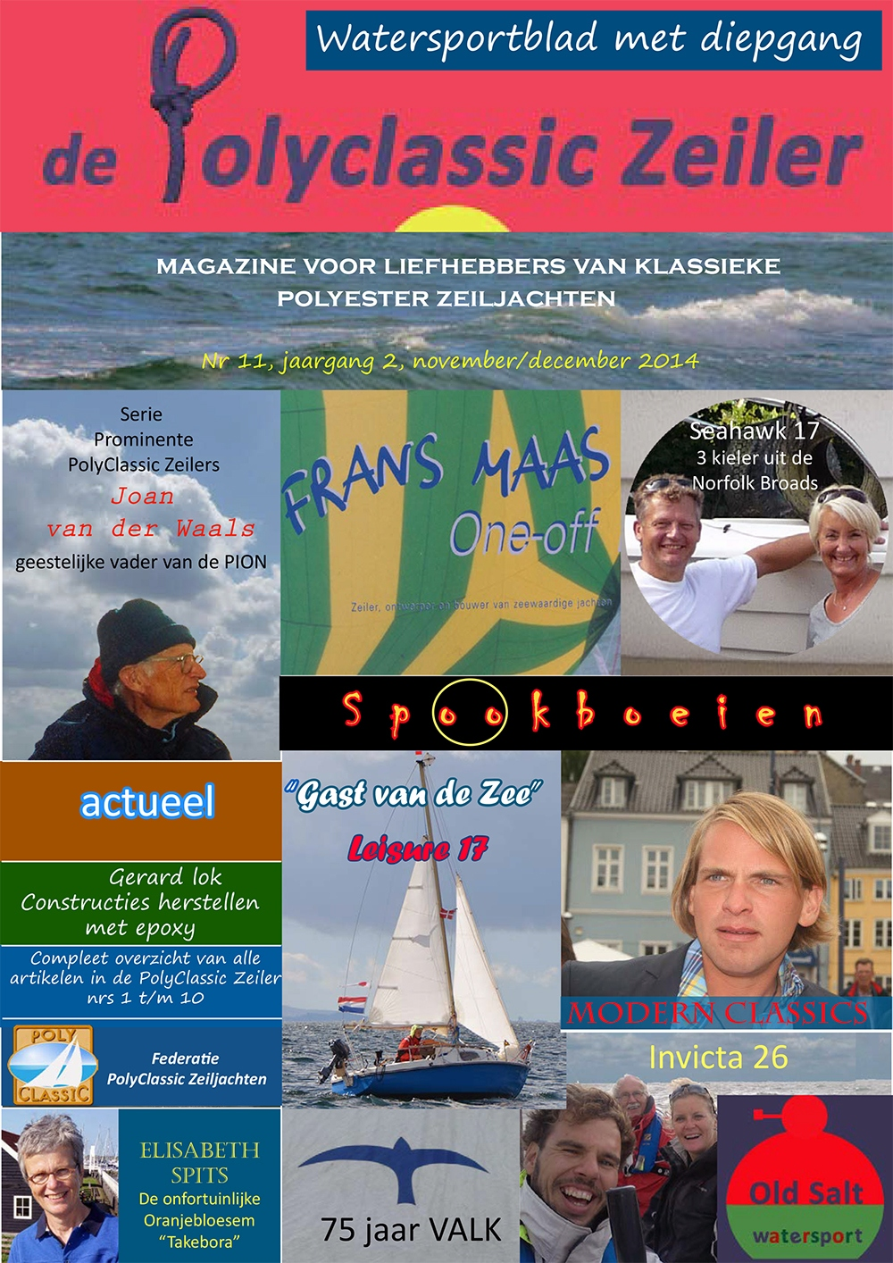 de PolyClassic Zeiler nr 11 nov dec 2014 1