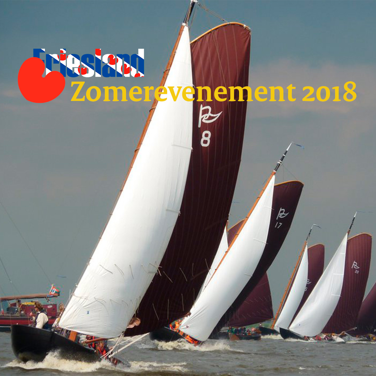 Zomerevenement 2018 Friesland